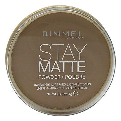 Rimmel Stay Matte Powder 005 Silky Beige