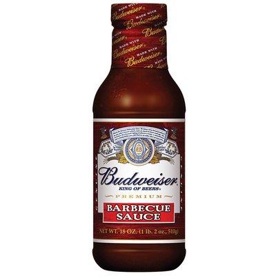 Budweiser Sauces Barbecue Sauce