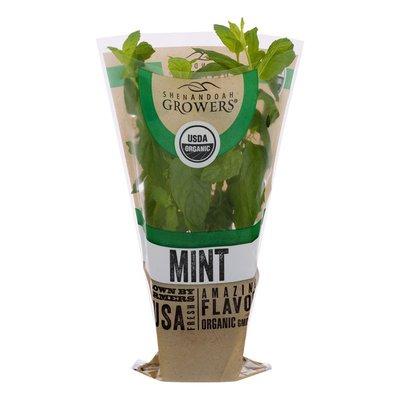 Shenandoah Growers Organic Living Mint