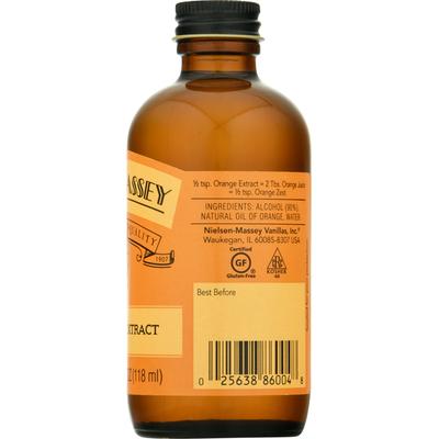 Nielsen-Massey Extract, Orange, Pure