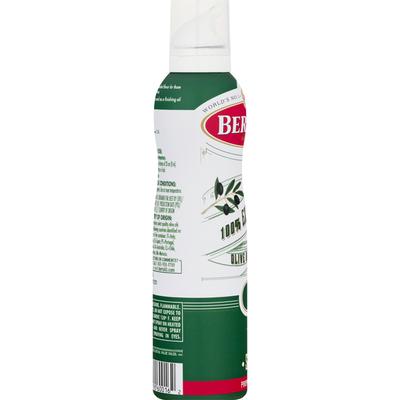 Bertolli Olive Oil, 100% Extra Virgin, Rich Taste, Spray
