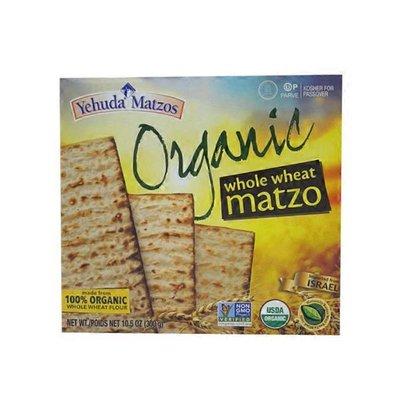Yehuda Organic Whole Wheat Matzo