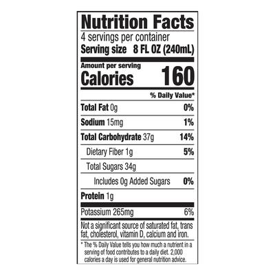 RW Knudsen 100% Juice, Organic, Grape, Just Concord