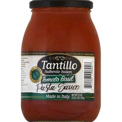 Tantillo Pasta Sauce, Tomato Basil