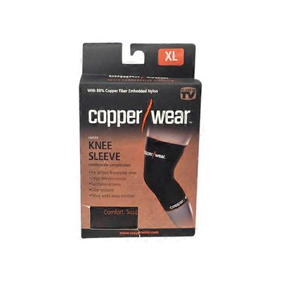 Extra Large As Seen On Television Copper Wear Knee Sleeve