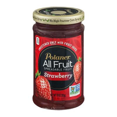 Polaner Strawberry Spreadable Fruit