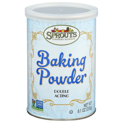 Sprouts Baking Powder