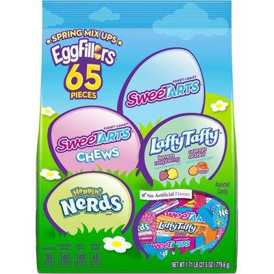 Nestle Laffy Taffy, Nerds, SweeTarts, and SweeTarts Chews Sugar Candy