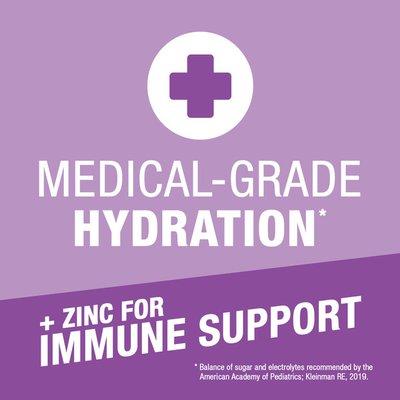Pedialyte Electrolyte Solution Grape