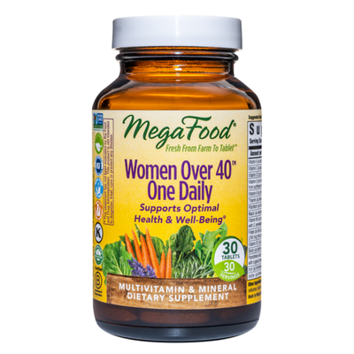 MegaFood Women Over 40™ One Daily