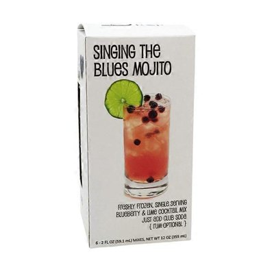 Drink Drop Singling The Blues Mojito Drink Mix