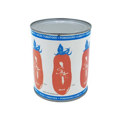 San Marzano Tomatoes, Diced