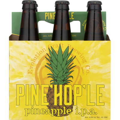 Evolution Craft Brewing Co. Pineapple IPA