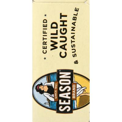 Season Sardines, Skinless & Boneless, in Pure Olive Oil