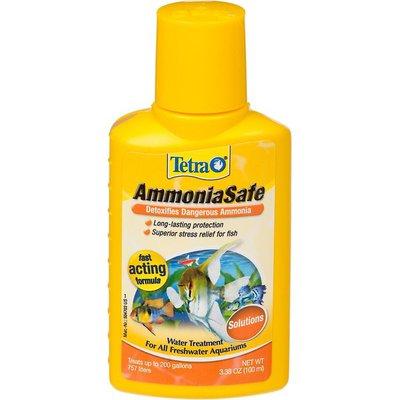 Tetra Ammonia Safe Freshwater Aquarium Water Treatment