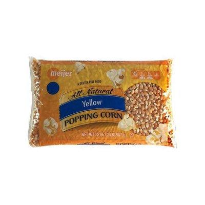 Meijer Yellow Popping Corn