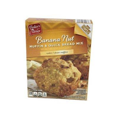 Baker's Corner Banana Nut Muffin Mix