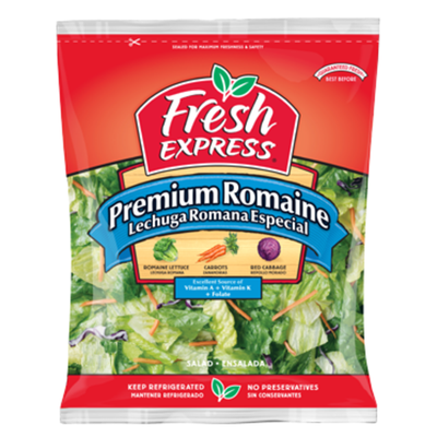 Fresh Express Salad, Premium Romaine