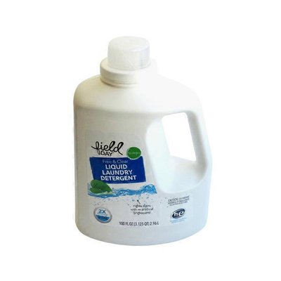 field DAY Free & Clear LIQUID LAUNDRY DETERGENT