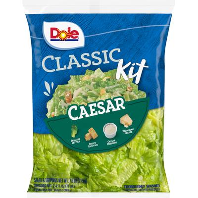 Dole Classic Kit, Caesar