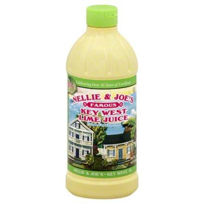 Nellie & Joe's Juice, Key West Lime
