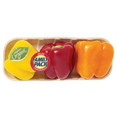 Wegmans Organic Mixed Peppers