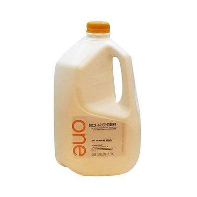 Schroeder 1% Lowfat Milk