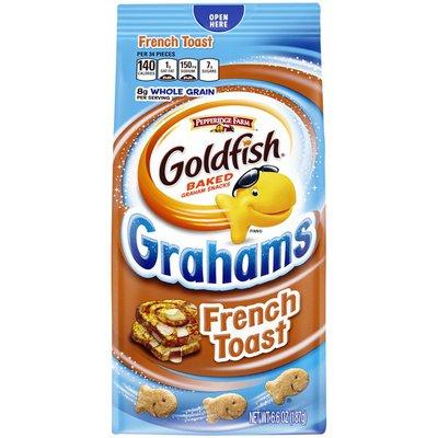 Goldfish Baked Graham Snacks, French Toast