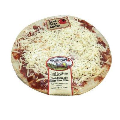 Mollie Stone's Gluten Free Cheese Stone Pizza