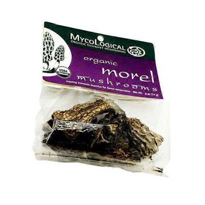 Myco Logical Organic Morel Mushrooms