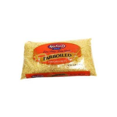 Key Food Long Grain Parboiled Enriched Rice