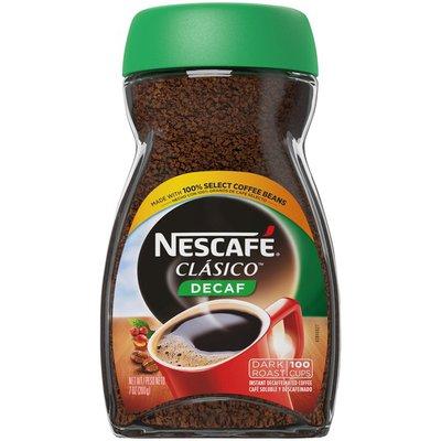 NESCAFÉ Decaf Dark Roast Instant Coffee