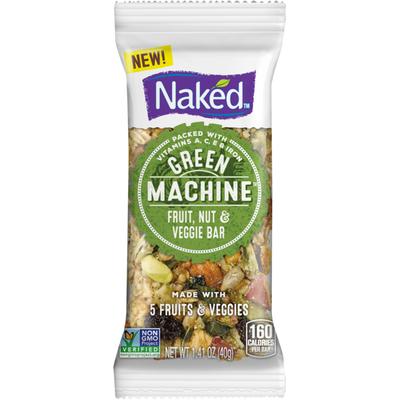 Naked  reen Machine Fruit, Nut & Veggie Bar