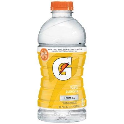 Gatorade G Series Perform Lemon Ice Sports Drink