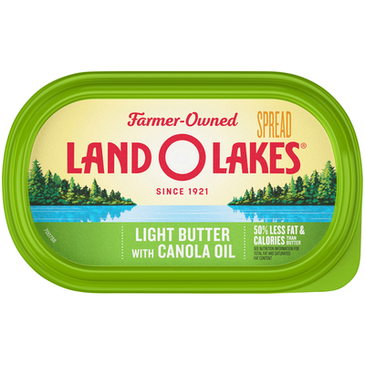 Land O Lakes Light Butter with Canola Oil