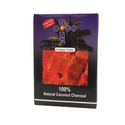 Coco Nour Natural Coconut Shell Charcoal