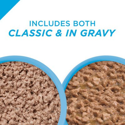 Purina Pro Plan Urinary Tract Health Wet Cat Food Variety Pack, FOCUS Urinary Tract Health Formula