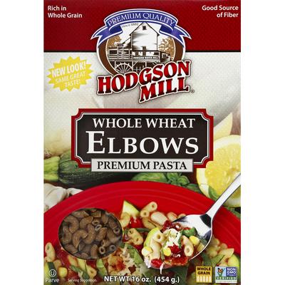 Hodgson Mill Elbows, Whole Wheat