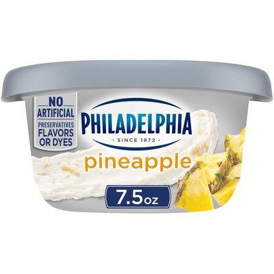 Philadelphia Pineapple Cream Cheese Spread