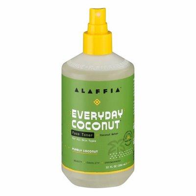 Alaffia Face Toner, Everyday Coconut