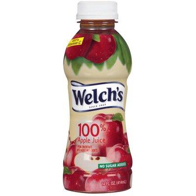 Welch's Single Serve Apple 100% Juice