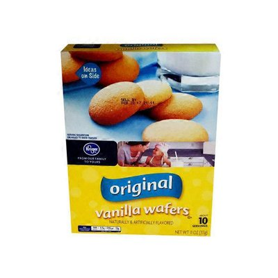 Kroger Original Vanilla Wafers