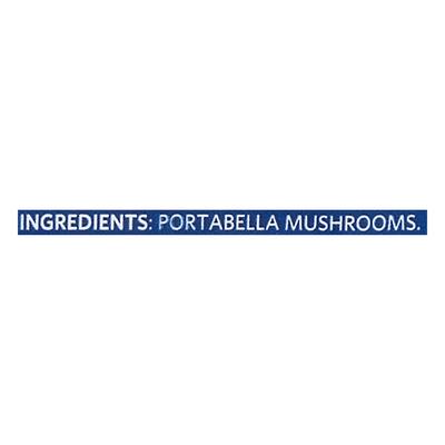Food Lion Mushroom Caps, Fresh Portabella
