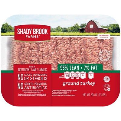 Shady Brook Farms Fresh 93% Lean Ground Turkey