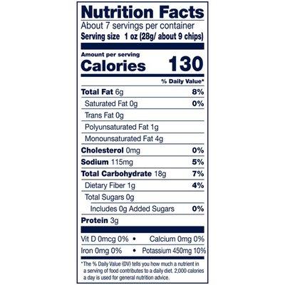 Cape Cod® Less Fat Sea Salt Waves Kettle Cooked Potato Chips