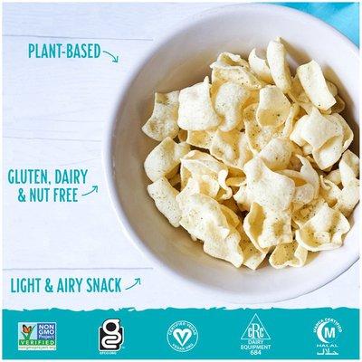 Enjoy Life Foods Light & Airy Sea Salt Lentil Chips