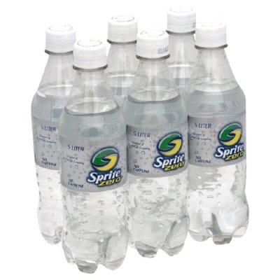 Sprite Sugar Lemon Lime Diet Soda Pop Soft Drinks