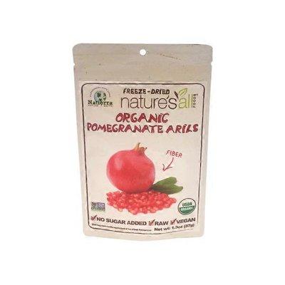 Natierra Nature's All Foods Organic Pomegranate Arils