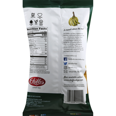 Chifles Plantain Chips, Original