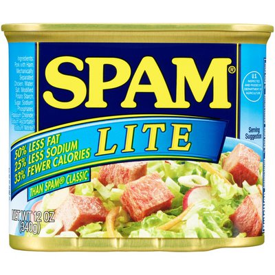 SPAM Lite Canned Meat